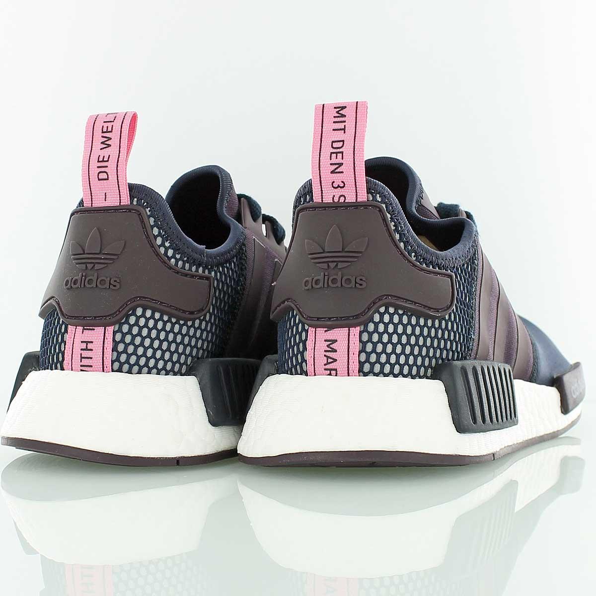 basket adidas rose nmd
