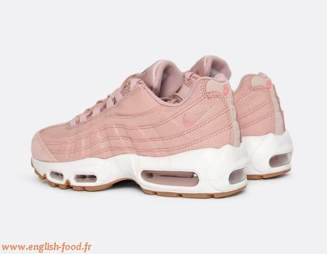 big sale 4dccb 9ccd2 nike air 95 rose pas cher