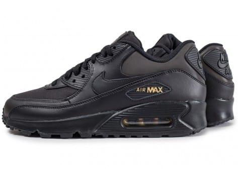 air max noir doré