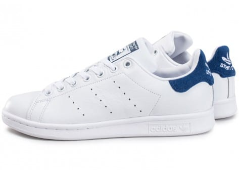 adidas bleu stan smith